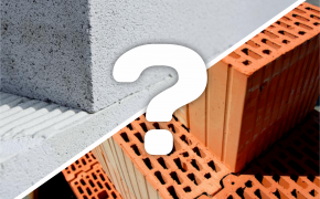 Beton komórkowy czy ceramika - z czego budować ściany?