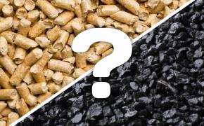 Pellet czy ekogroszek - czym palić?