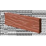 Płytka klinkierowa czerwona ryflowana MELBOURNE ROBEN