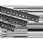 Narożnik aluminiowy perforowany 30x30 2.5 mb (do płyt GK)
