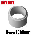 Kręg betonowy BN ∅1000