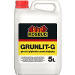 Grunt głęboko penetrujący GRUNLIT-G 5L