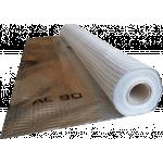Folia aluminiowa paroizolacyjna zbrojona 1,5x50 m