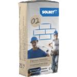 Zaprawa do betonu komórkowego 0.2 Solbet 25kg