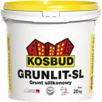 Grunt silikonowy GRUNLIT-SL z piaskiem kwarcowym