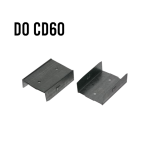 Łącznik wzdłużny (do CD 60) gr. 0,5mm