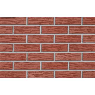 Cegła klinkierowa czerwona ryflowana MELBOURNE ROBEN