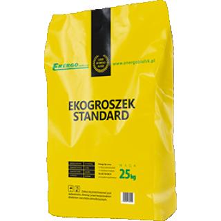 Węgiel Ekogroszek Standard 5-25mm 25kg