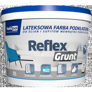 Lateksowa farba podkładowa Reflex Grunt