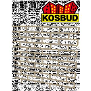 Szablon typu cegła 103×90 cm