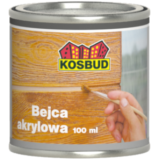 Bejca akrylowa KOSBUD 100ml