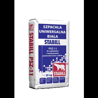 Gładź uniwersalna biała STABILL PSZ-11 START/FINISH 20kg