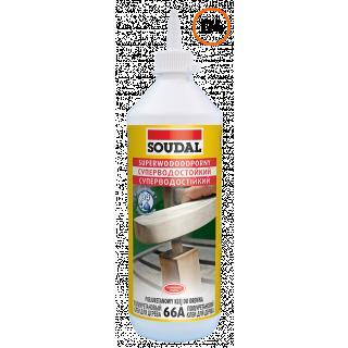 Wodoodporny poliuretanowy klej do drewna 66A