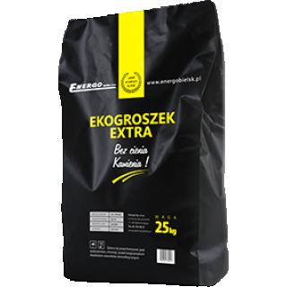 Węgiel Ekogroszek Extra 5-25mm 25kg