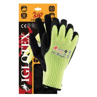 Rękawice DRAGON zimowe