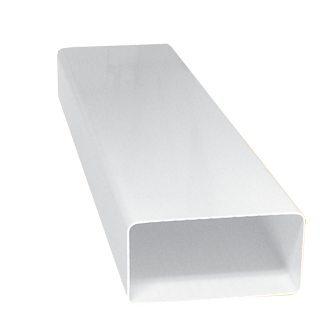 Kanał wentylacyjny płaski 110x55 mm