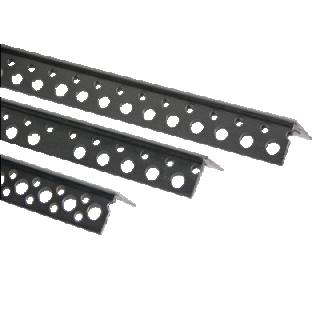 Narożnik aluminiowy perforowany 23x23W6 (do płyt GK)