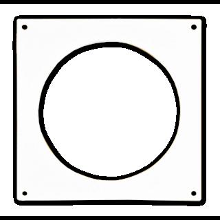 Kołnierz przyścienny śr. 100 mm