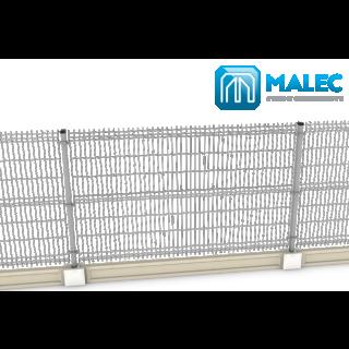 Panel ogrodzeniowy 3D