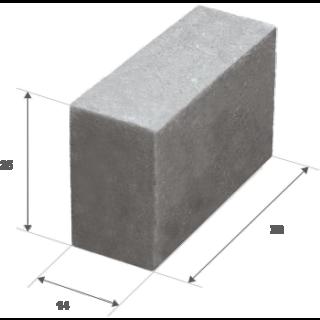 Bloczek betonowy 38x25x12