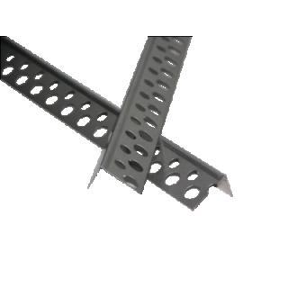 Półnarożnik aluminiowy perforowany (do płyt GK)