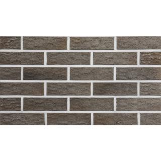 Cegła klinkierowa antracytowo-brązowa cieniowana rustykalna HOBART ROBEN