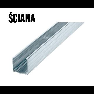 Profil ścienny C50