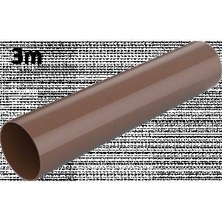 Rura spustowa PVC 3m BRYZA