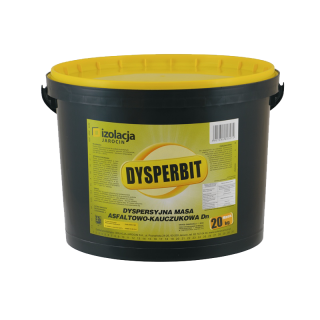 DYSPERBIT - masa dyspersyjna do konserwacji dachu